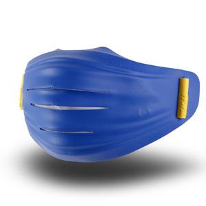 후아마스크 후아마스크 오펜가드 4중 필터 무독성 TPR 미세먼지 교체형 투명 후아마스크 블루