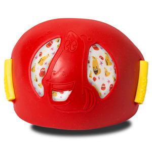 후아마스크 후아마스크 라바 어린이 미세먼지 교체형 마스크 4중 필터 무독성 TPR 레드