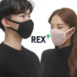 이프론비즈 렉스터 RX 플리스 필터 교체형 미세먼지 마스크