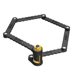 ONGUARD 온가드락 링크 플레이트락 미니 콤보 6관절락 번호키 자물쇠 경량 90cm